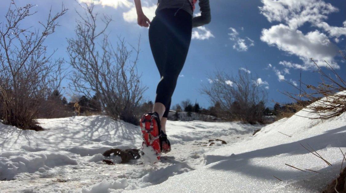 The Joys of Winter Training
